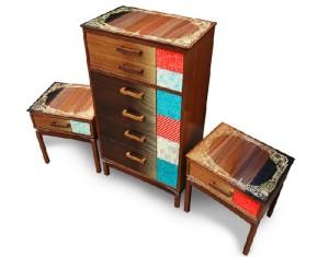 Reuse Wooden Furniture Idea