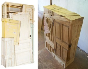 Upcycled Wooden Furniture Design
