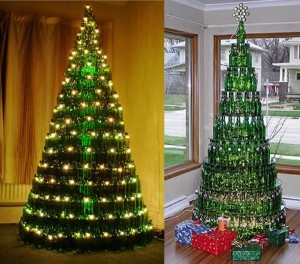 Recycled Handmade Christmas Decor Innovative Crafts