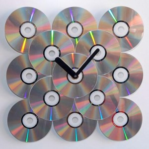 DIY Recycled CD,s Crafts