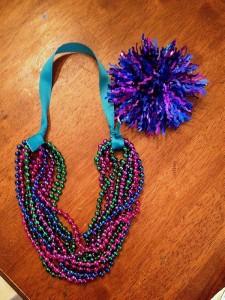 DIY Recycled Jewelry Elegant Necklace