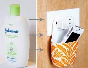 DIY Recycled Plastic Bottle