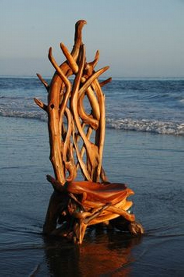 Driftwood Furniture Beautiful Chair