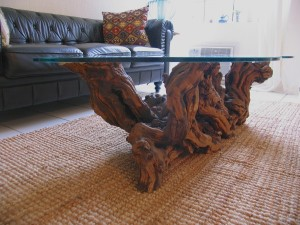 Driftwood Furniture Table