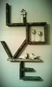 Reclaimed Wooden Pallet Wall Art