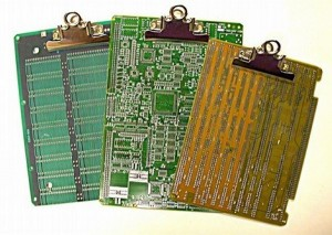 Recycled Electronics Crafts