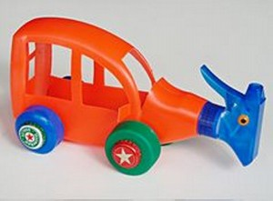Recycled Kid Toys