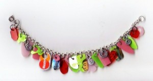Recycled Necklace Idea