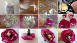 Recycled Plastic Bottles Ring