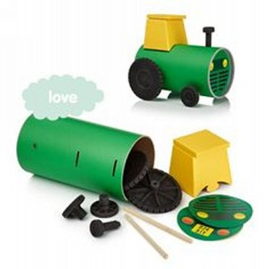 Recycled Toilet Paper Roll Kid Toys