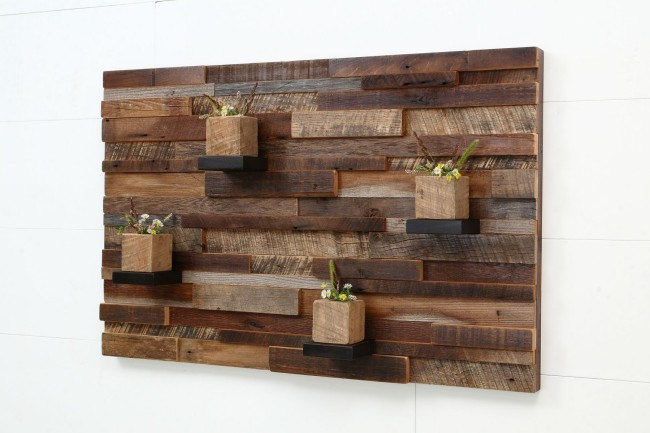 Recycled Wooden Pallet Wall Art