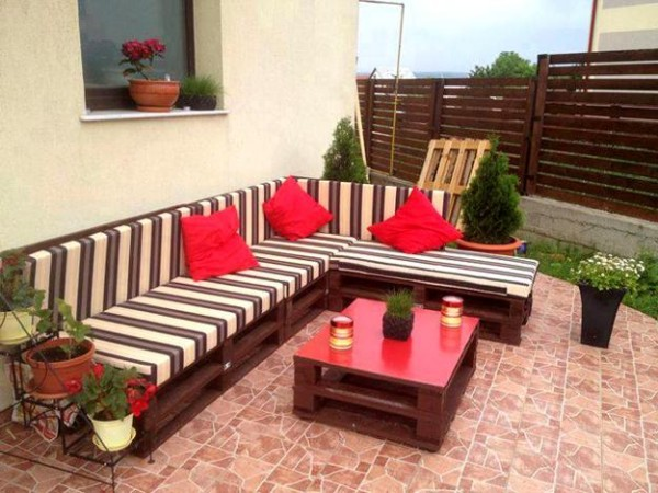 Recycling Wood Pallets Furniture