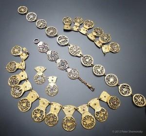 Repurpose Jewelry Necklace