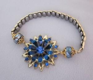 Repurposing Jewelry Bracelet