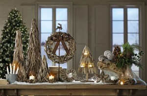 Upcycled Driftwood Decorations
