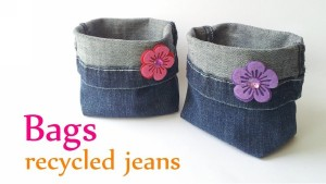 Upcycled Fabrics Crafts Ideas