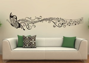 Cool Music Wall Decoration