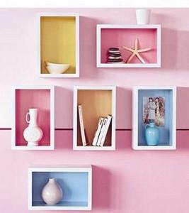 DIY Handmade Recycled Wall Decoration