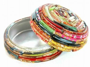Recycled Bangles