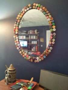 Recycled Bottle Caps