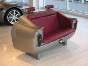 Recycled Car Part Unique Furniture