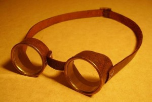 Recycled Goggles