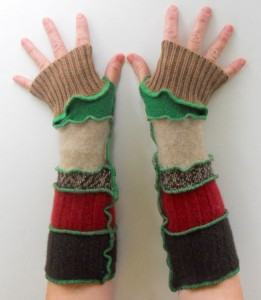 Recycled Sweater Craft