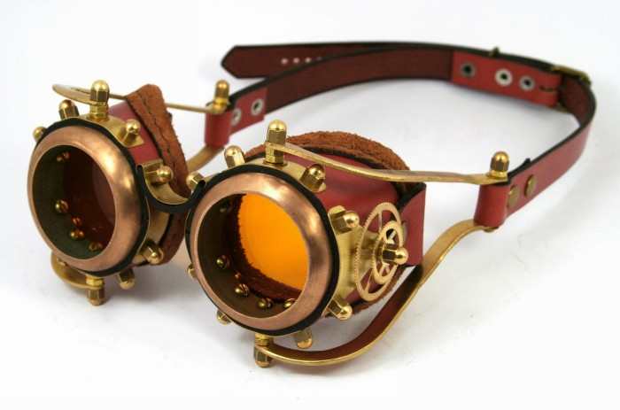 Recycled Unique Goggles