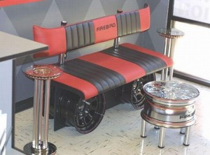 Recycling Car Parts Awesome Furniture