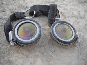 Reuse Unique Goggles