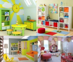 4 Kids Room Decor Ideas