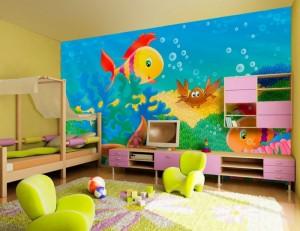 Attractive Kids Room Decor