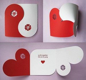 Awesome Valentines Day Card