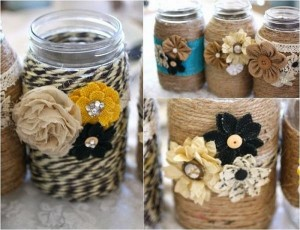 DIY Mason Jar Craft Idea