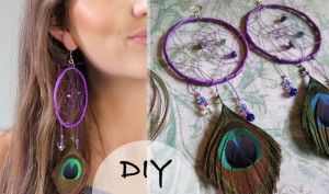 DIY Recycled Earring