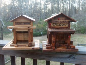 DIY Wooden Pallet Birdhouse
