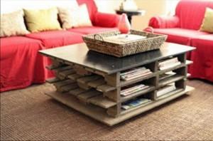Pallet DIY Furniture for Living Room