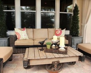 Pallet Furniture Coffee Table for Living Room
