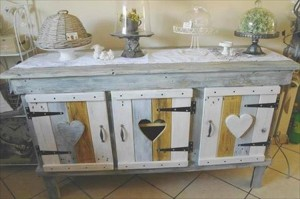 Pallet Kitchen Cabinet & Sideboard