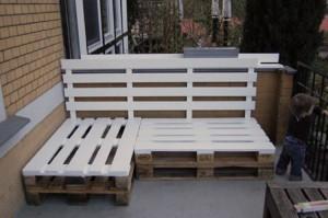 Pallet Outdoor Furniture Design