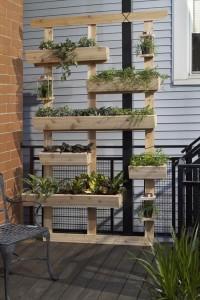 Pallet Planter for Garden