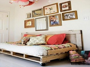 Pallets Daybed