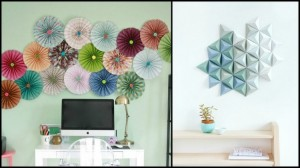 Paper Wall Decoration