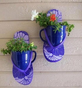 Recycled Decor Craft