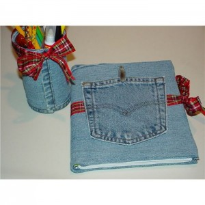 Recycled Jeans Craft