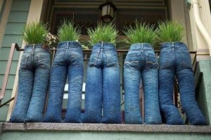 Creative Things to Do With Old Jeans
