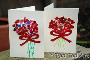 Valentines Day Card for Childs