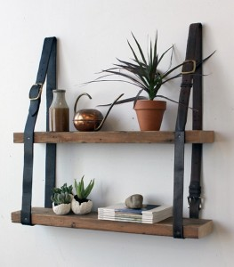 Belt Shelf Idea
