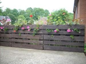 Pallet Fence Plans