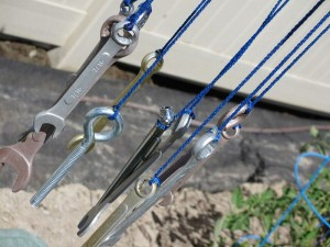 Tools Wind Chime